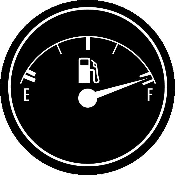 Senkt den Kraftstoffverbrauch